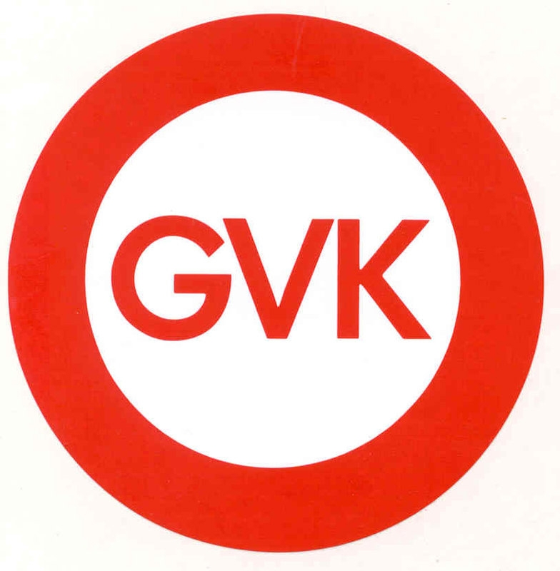 GVK logo for webb