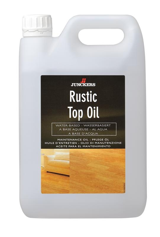 Junckers Rustic Top Oil 2 5L 6