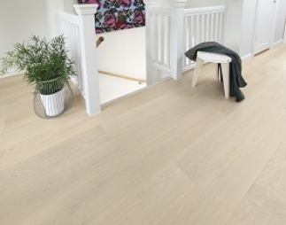 Epoque Oak Cotton White Plank