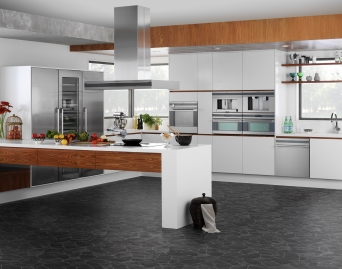 Texstyle Broken Slate Black Kitchen 01 5589031 5590027 559102