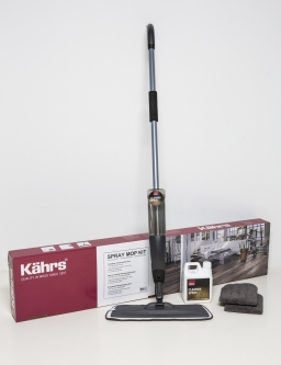Kahrs spray mop kit